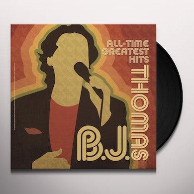B.J. Thomas ALL TIME GREATST HITS Vinyl Record