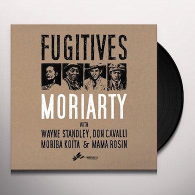 Moriarty FUGITIVES Vinyl Record