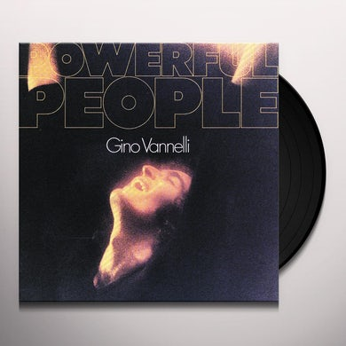 POWERFULL PEOPLE Vinyl Record