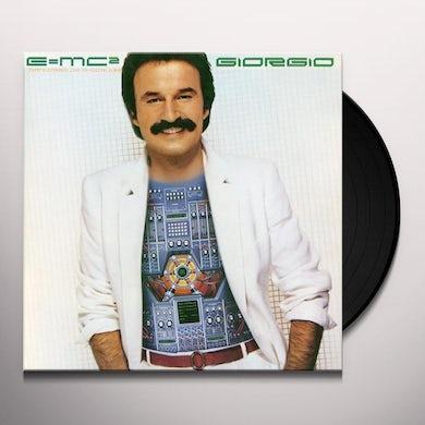 Giorgio Moroder E=MC2 Vinyl Record