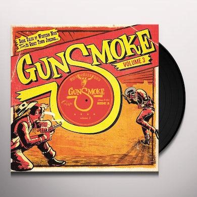 GUNSMOKE VOLUME 3 / VARIOUS Vinyl Record