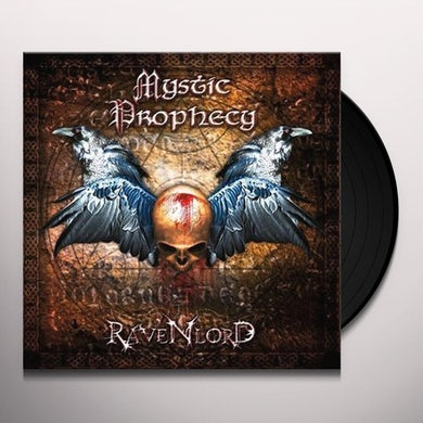 Mystic Prophecy RAVENLORD Vinyl Record