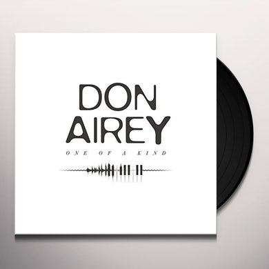 Don Airey ONE OF A KIND Vinyl Record