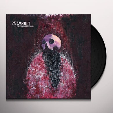 Chris Christodoulou DEADBOLT Vinyl Record