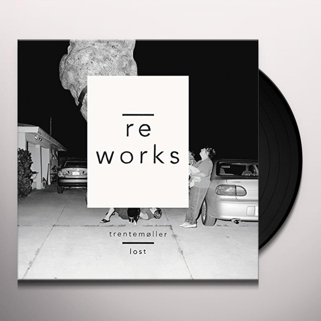 Trentemoller LOST RE-WORKS Vinyl Record
