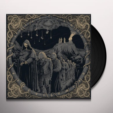 Chapel Of Disease MYSTERIOUS WAYS OF REPETITIVE ART Vinyl Record