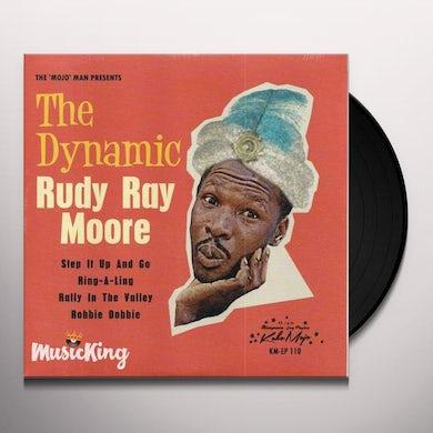 Rudy Ray Moore DYNAMIC Vinyl Record