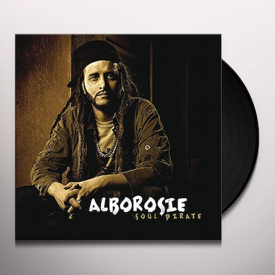 Alborosie SOUL PIRATE Vinyl Record