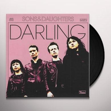 Sons & Daughers DARLING Vinyl Record