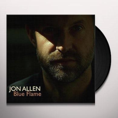 Jon Allen BLUE FLAME Vinyl Record