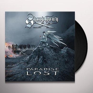 Symphony X PARADISE LOST Vinyl Record