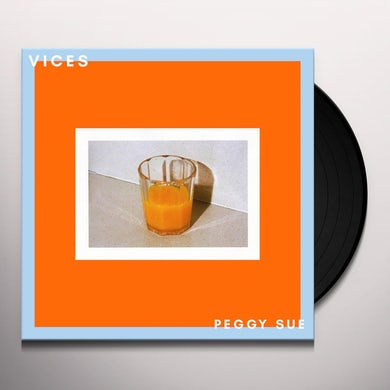 Peggy Sue VICES Vinyl Record