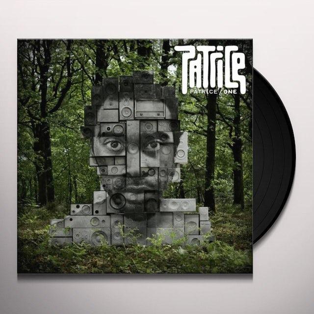Patrice ONE Vinyl Record
