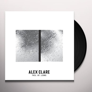 Alex Clare TAIL OF LIONS Vinyl Record