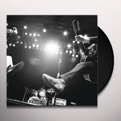 The Decemberists WE ALL RAISE OUR VOICES TO THE AIR: LIVE SONGS Vinyl Record