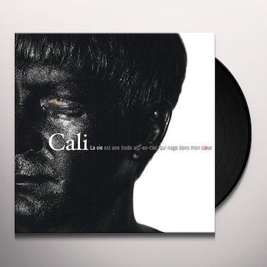 Cali LA VIE EST UNE TRUITE ARC-EN-CIEL Q Vinyl Record