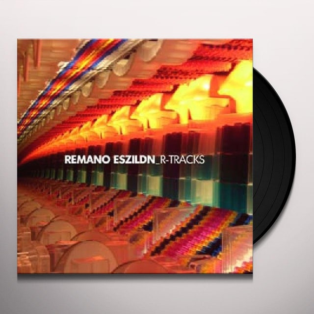 Remano Eszildn R TRACKS Vinyl Record