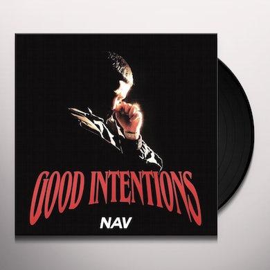 NAV Good Intentions (2 LP) Vinyl Record
