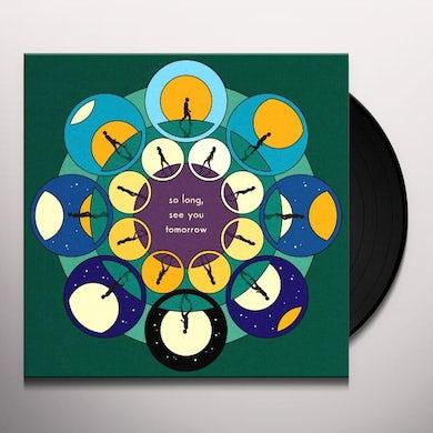 Bombay Bicycle Club SO LONG SEE YOU TOMORROW Vinyl Record