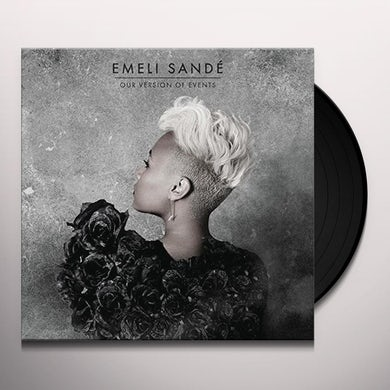 Emeli Sandé OUR VERSION OF EVENTS Vinyl Record