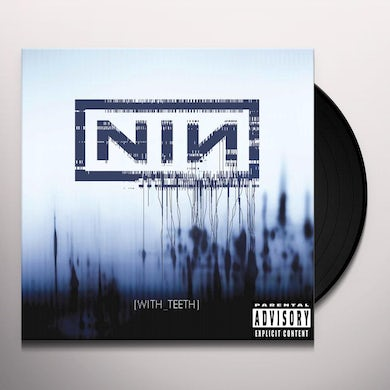 Nine Inch Nails With Teeth (2 LP) Vinyl Record
