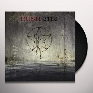 Rush 2112 (3 LP/2 CD/DVD)(Super Deluxe)(40th Anniv Vinyl Record