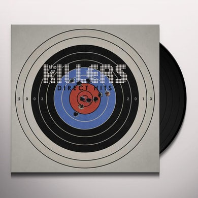 The Killers Direct Hits (2 LP) Vinyl Record