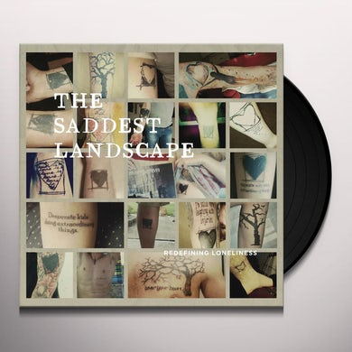 The Saddest Landscape REDEFINING LONELINESS Vinyl Record