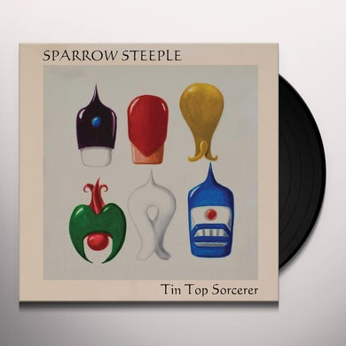 TIN TOP SORCERER Vinyl Record