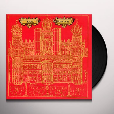 XTC NONSUCH Vinyl Record