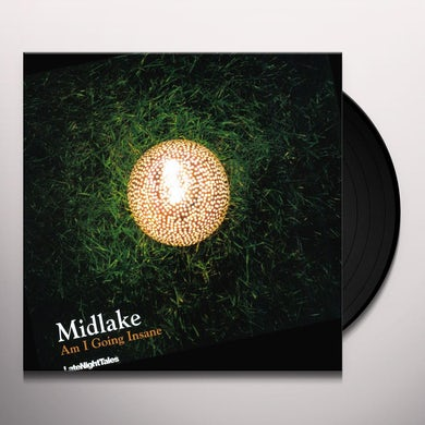 Midlake AM I GOING INSANE Vinyl Record