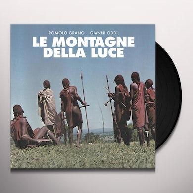 Romolo Grano & Gianni Oddi LE MONTAGNE DELLA LUCE Vinyl Record