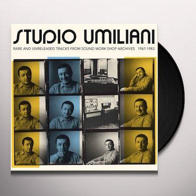 Piero Umiliani STUDIO UMILIANI Vinyl Record