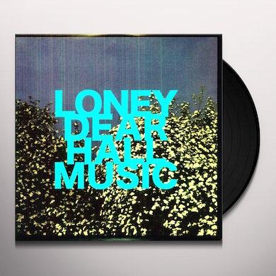 Loney Dear HALL MUSIC Vinyl Record