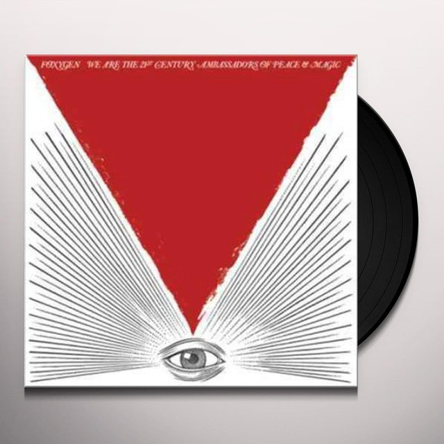 Foxygen WE ARE THE 21ST CENTURY AMBASSADORS OF PEACE & Vinyl Record