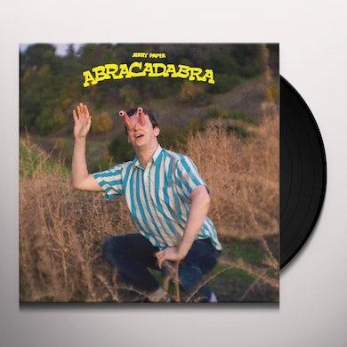 Jerry Paper ABRACADABRA Vinyl Record