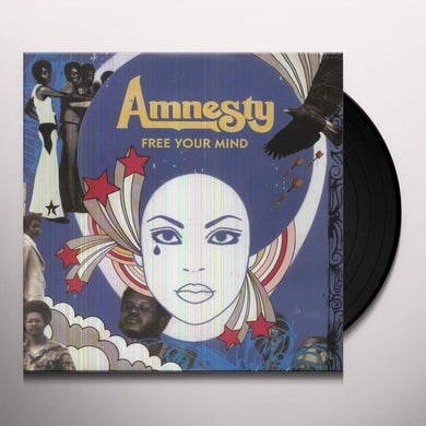 Amnesty FREE YOUR MIND: THE 700 WEST SESSIONS Vinyl Record