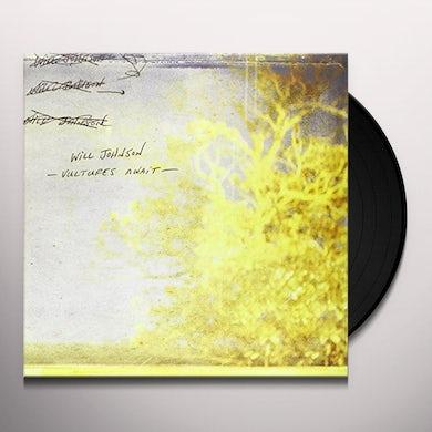 Will Johnson VULTURES AWAIT Vinyl Record