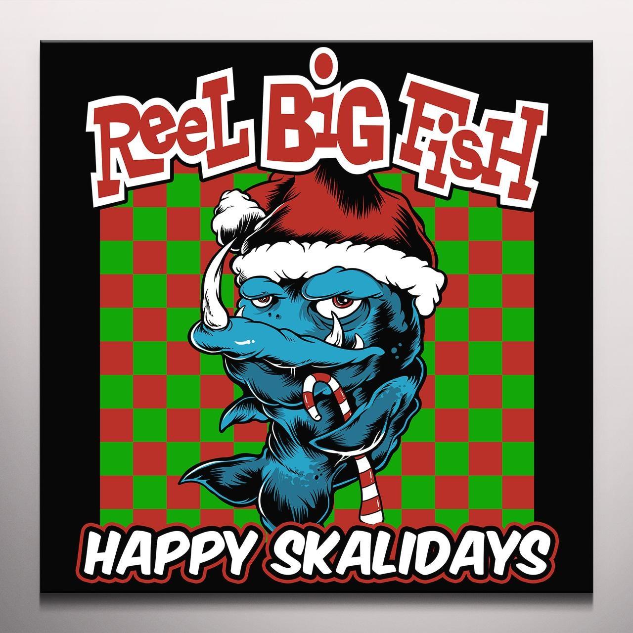 Reel Big Fish HAPPY SKALIDAYS Vinyl Record