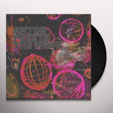 Anton Pieete MENU Vinyl Record