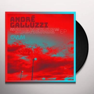 Andre Galluzzi SUBMERGE Vinyl Record