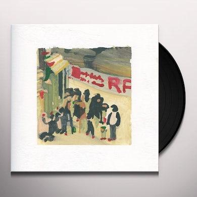 Twain ADVENTURE Vinyl Record