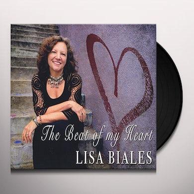 BEAT OF MY HEART Vinyl Record