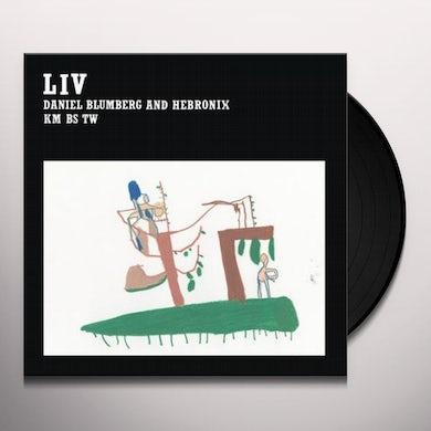 Daniel Blumberg & Hebronix LIV Vinyl Record