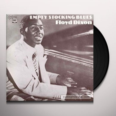 Floyd Dixon EMPTY STOCKING BLUES Vinyl Record