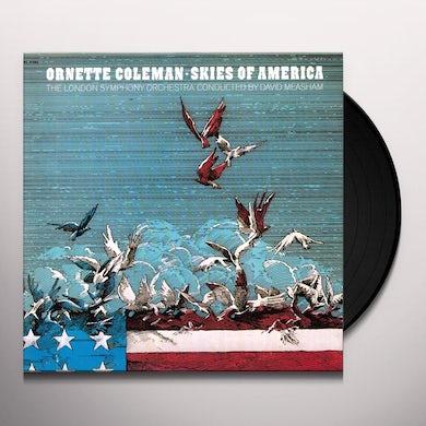 Ornette Coleman SKIES OF AMERICA Vinyl Record