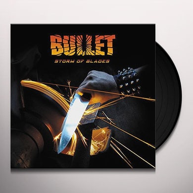 Bullet STORM OF BLADES Vinyl Record