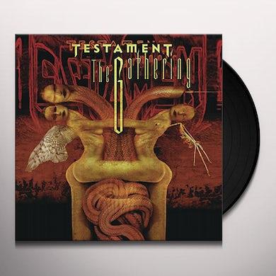 Testament GATHERING Vinyl Record