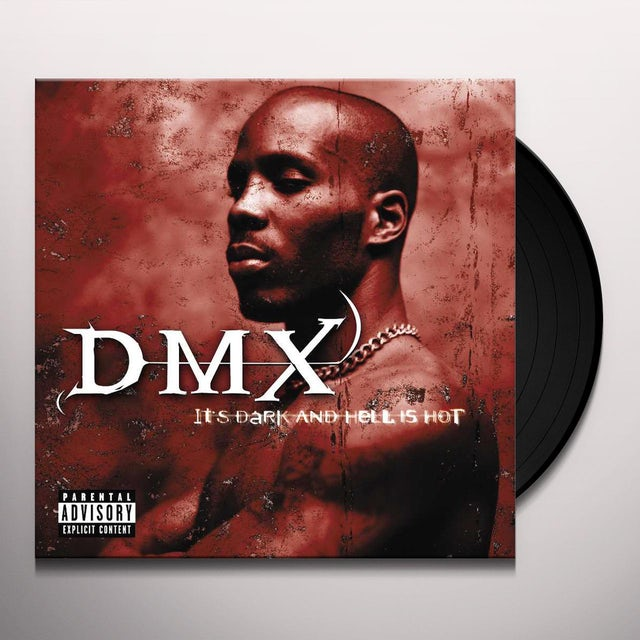 Dmx IT'S DARK & HELL IS HOT Vinyl Record