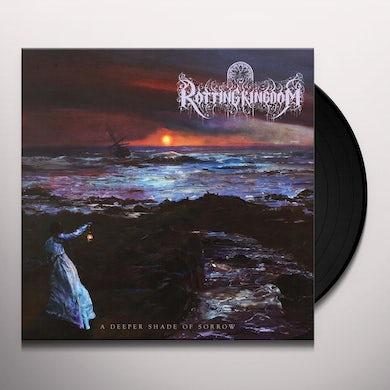 Rotting Kingdom DEEPER SHADE OF SORROW Vinyl Record